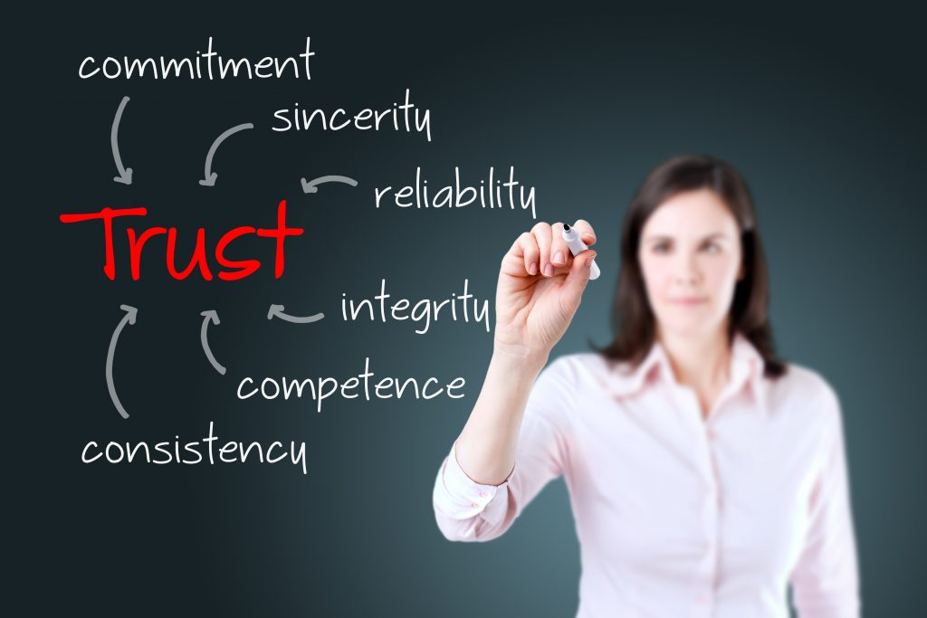 authenticity is trust scaled