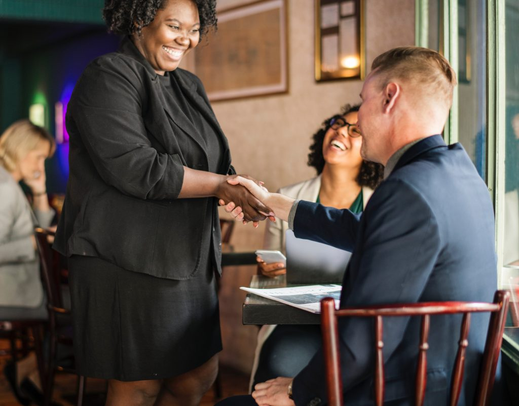 meet with your ideal customer